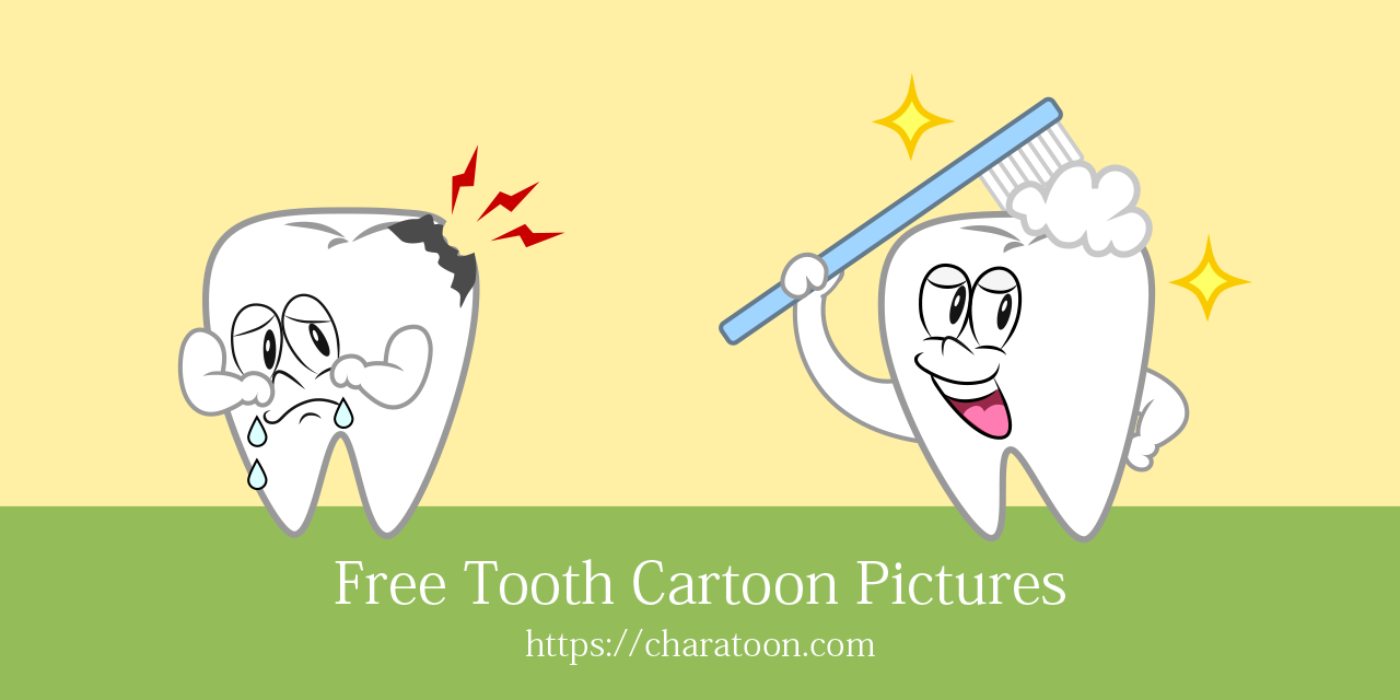 Tooth Cartoon Images