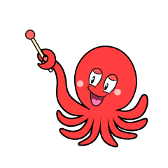 Speaking Octopus