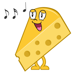 Singing Cheese