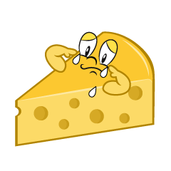 Crying Cheese
