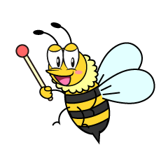 Speaking Honey Bee