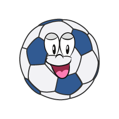 Smiling Soccer Ball
