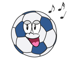 Singing Soccer Ball
