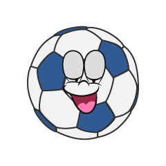 Relaxing Soccer Ball