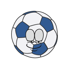 Sleeping Soccer Ball