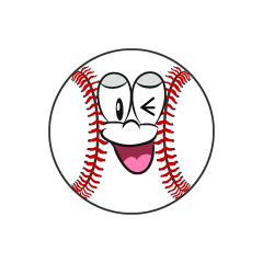 Laughing Baseball