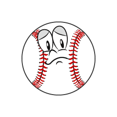 Worried Baseball