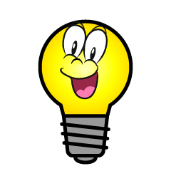 Surprising Light Bulb