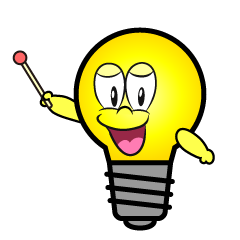 Speaking Light Bulb