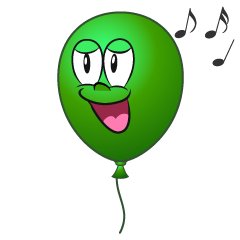 Singing Balloon