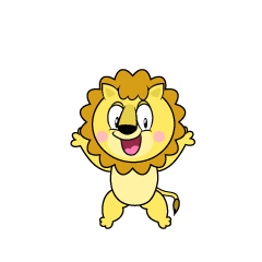Surprising Lion