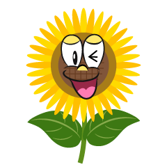 Laughing Sunflower