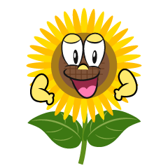 Confident Sunflower