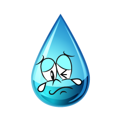 Crying Water Drop