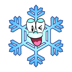 Laughing Snowflake