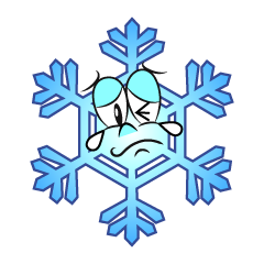 Crying Snowflake