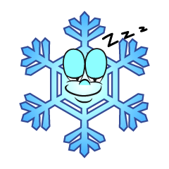 Sleeping Snowflake