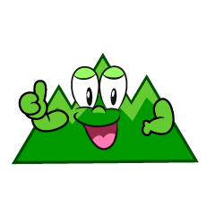 Thumbs up Mountain