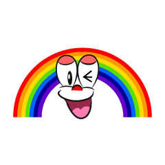 Laughing Rainbow