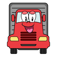 Smiling Truck