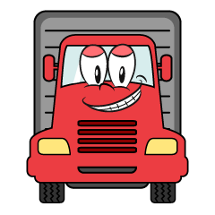 Grinning Truck