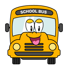 Smiling School Bus