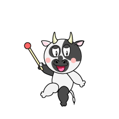 Speaking Cow