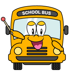 Speaking School Bus