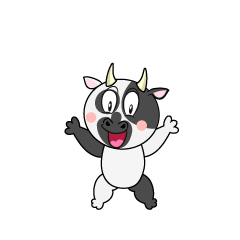 Surprising Cow