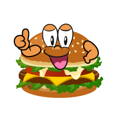 Thumbs up Burger