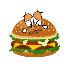Crying Burger