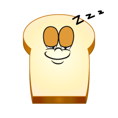 Sleeping Bread