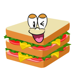 Laughing Sandwich