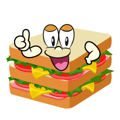 Thumbs up Sandwich