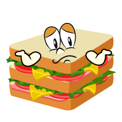 Troubled Sandwich
