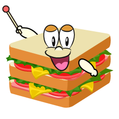 Speaking Sandwich