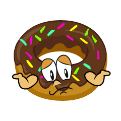 Troubled Donut