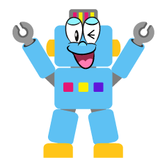 Laughing Robot