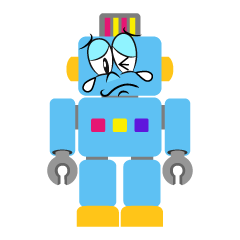 Crying Robot