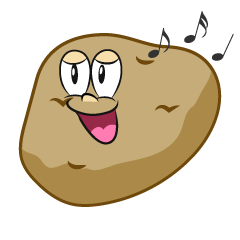 Singing Potato
