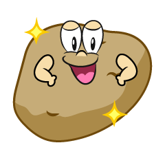 Confident Potato