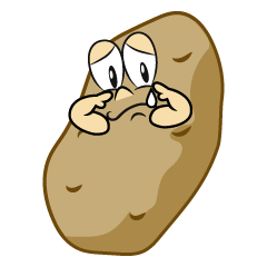 Sobbing Potato