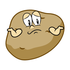 Troubled Potato