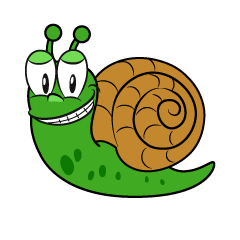 Grinning Snail