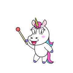 Speaking Unicorn