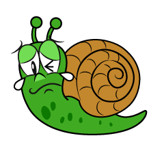 Crying Snail
