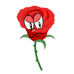 Angry Rose