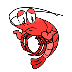 Troubled Shrimp