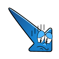 Depressed Arrow