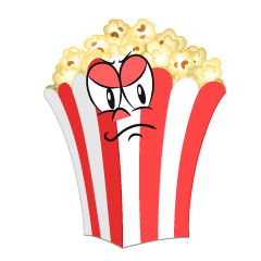 Angry Popcorn